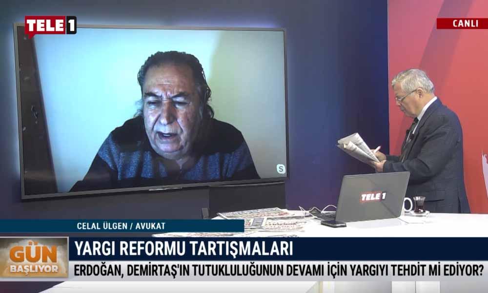 """""""Yargının reforma değil bağımsızlığa ihtiyacı var"""" – GÜN BAŞLIYOR"""