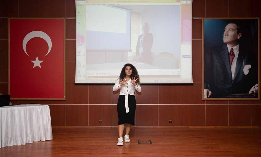 Mersin Büyükşehir'den engelleri kaldıran bir proje daha