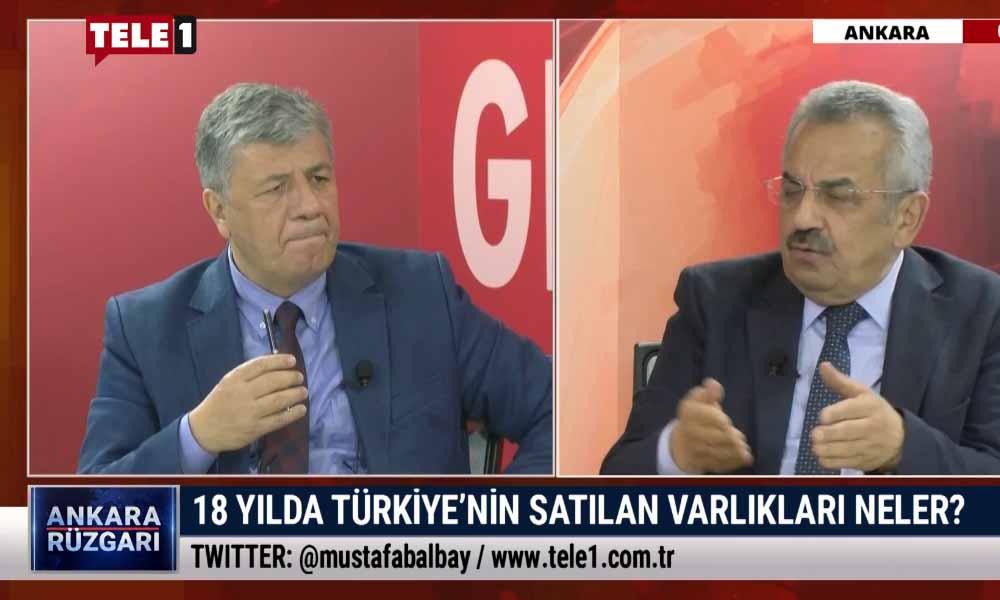 18 yılda Türkiye'nin satılan varlıkları neler?