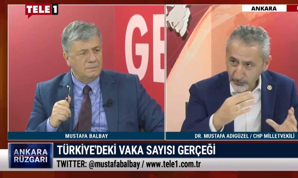 """""""Yetersiz önlemler ve biten hayatlar"""" Dr. Mustafa Adıgüzel açıkladı"""