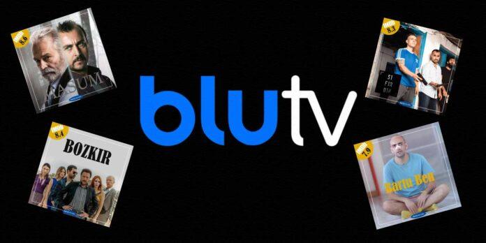 Çıplak isimli dizi, BluTV'den apar topar kaldırıldı
