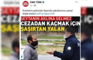 Barış Atay'dan CNNTürk'e: Rezil