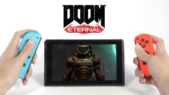 Nintendo için DOOM Eternal geliyor