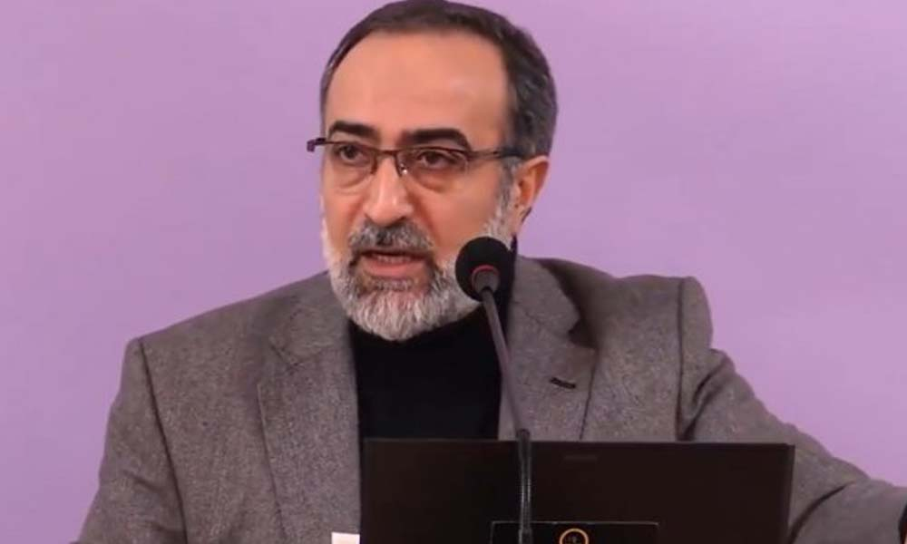 Ebubekir Sifil'den Diyanet'e  Cüneyt Akman ve Yılmaz Özdil çağrısı