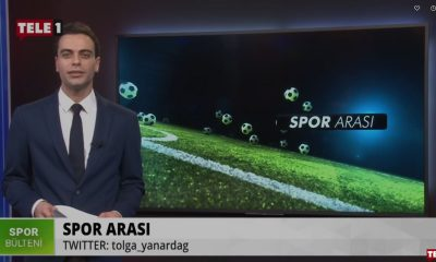Tolga Yanardağ ile 'Spor Arası'  – SPOR ARASI