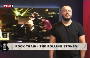 Rock Train'in konuğu The Rolling Stones
