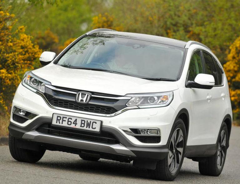 Honda CR-V fiyatları güncellendi