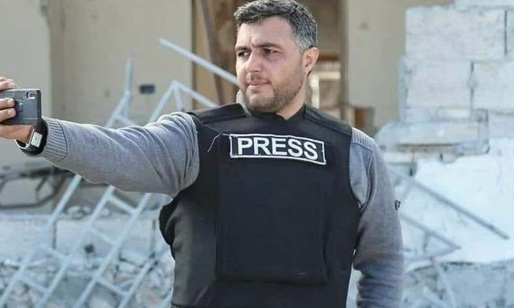 TRT Arapça muhabiri El Bab'da öldürüldü