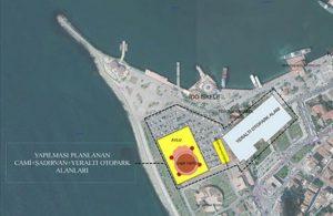 Kadıköy'deki cami projesine mahkemeden iptal