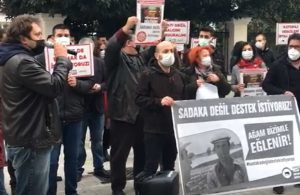Kadıköy Esnaf Dayanışması: Ağam bizimle eğlenir!
