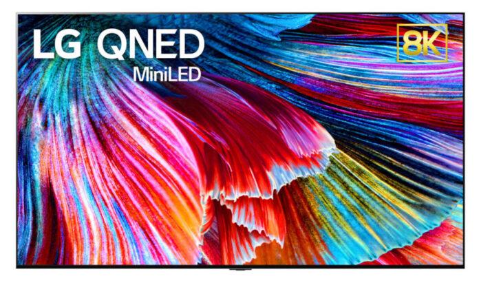 LG 8K QNED TV modellerini tanıtmak için kolları sıvadı