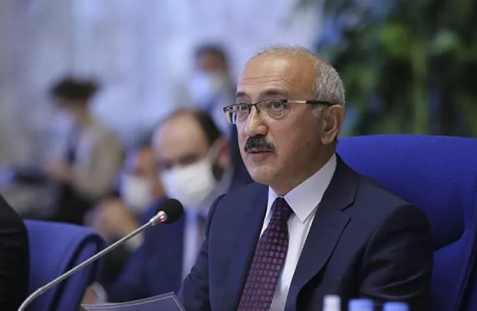 Bakan Elvan: Yüksek enflasyonun etkilerini en aza indirmek için çalışıyoruz