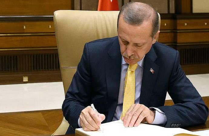 Erdoğan imzaladı! Çok sayıda isim görevden alındı, yeni atamalar yapıldı