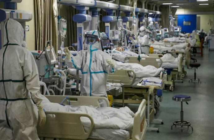Koronavirüs hastası memura maaş kesintisi