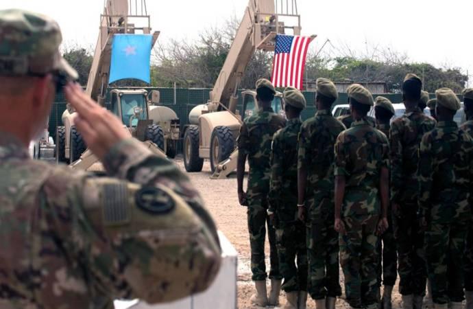 Trump giderayak talimat verdi: Somali'deki ABD askerleri çekiliyor