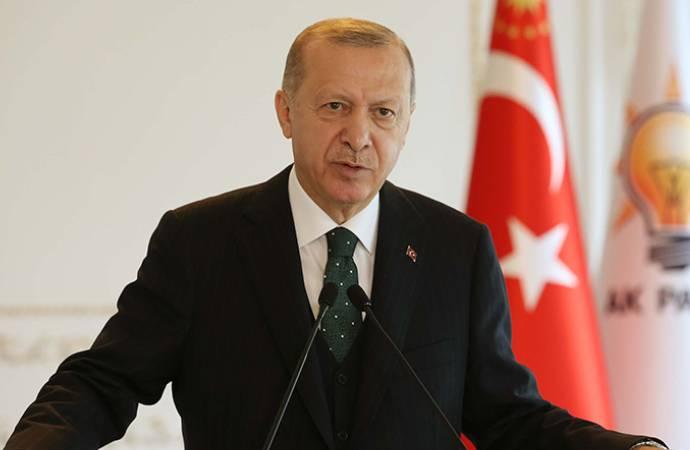 """Erdoğan'ın katıldığı törende ilginç anlar; """"Sabote etmek isteyenlere hakkımızı helal etmiyoruz"""""""