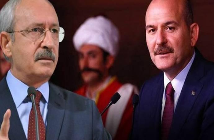 """Soylu'dan Kılıçdaroğlu'nun """"telefonlarım dinleniyor"""" sözlerine yanıt"""