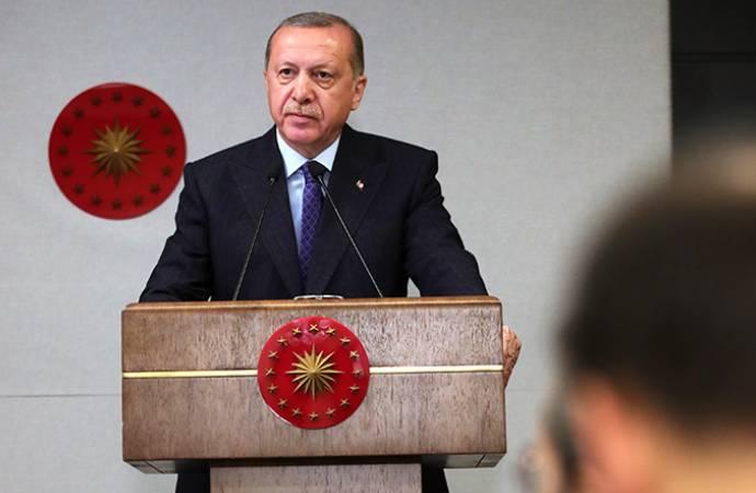 Erdoğan: Türkiye'nin gelişmeleri tribünden izlemesi mümkün değildir