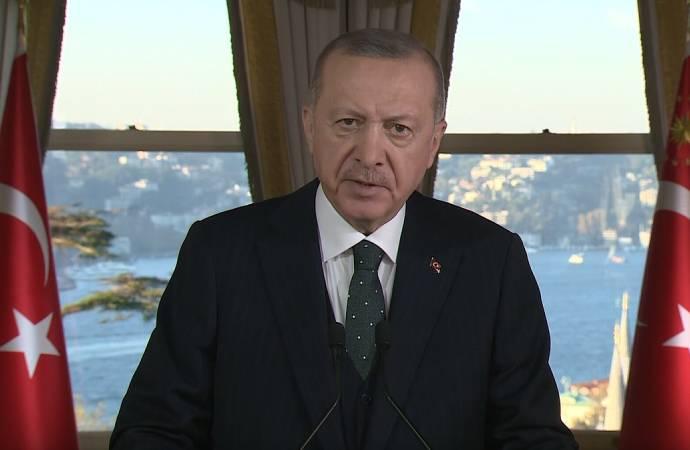 Erdoğan: Yatırımcılara 'Gelin Türk misafirperverliğinin farkına varın' diyorum