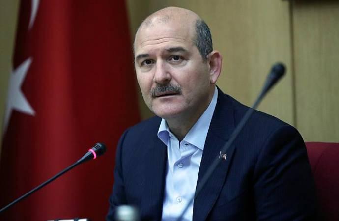 Soylu'dan, HDP'nin Gerçüş'teki cinsel istismarla ilgili paylaşımına tepki