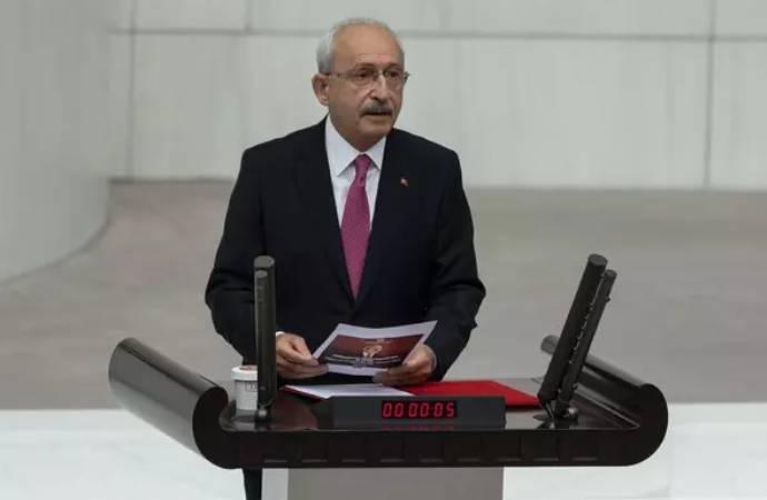 Kılıçdaroğlu 'Bu ülkeyi bu hale kim getirdi?' diyerek bir bir sıraladı: Beşli çetenin yatırımlarını kamulaştıracağız