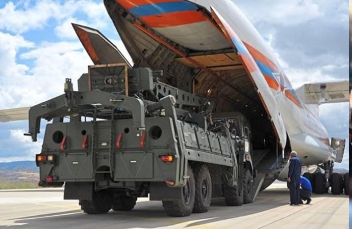 Rusya: S-400'lerin ödemesi tamamlandı