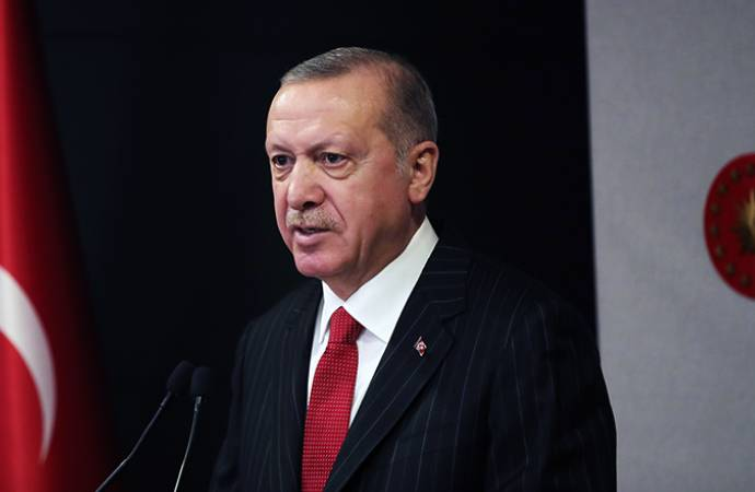 Erdoğan'ın 2021'de alacağı maaşların toplamı belli oldu
