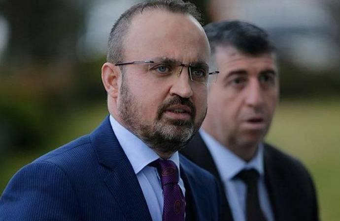 AKP'li Turan: İlan ediyorum; Kılıçdaroğlu Cumhurbaşkanı adayı olursa bende adayım