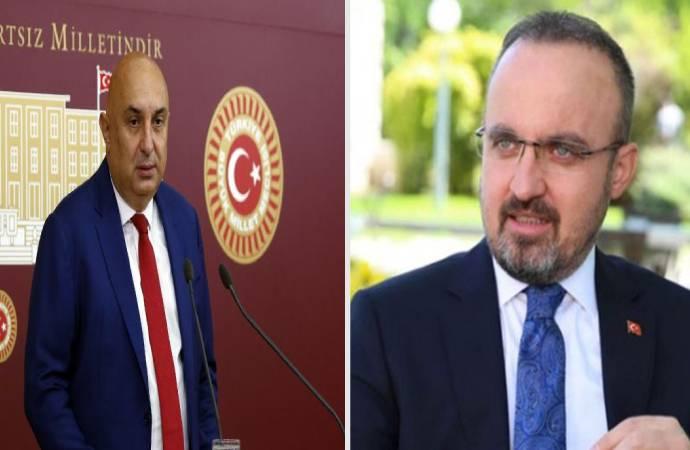 CHP'li Özkoç: Bülent Turan, aday olacaksa ilk imza benden