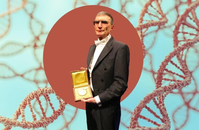 Nobelli Sancar: Türkiye'de olsaydım aşı için kuyruğa girerdim