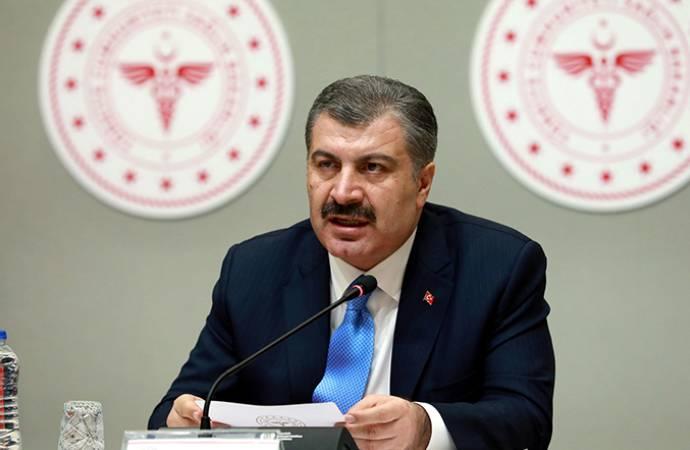 """Bakan Koca'dan """"AKP'liler aşı olmaya başladı"""" iddiasına yanıt"""