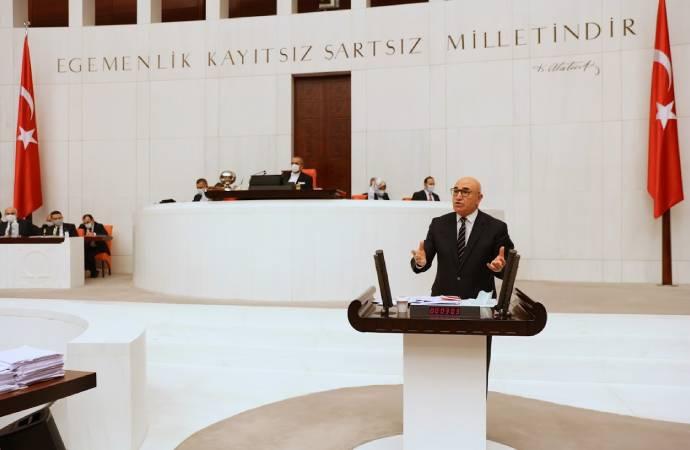 Bütçeye para cinsi itirazı: Başkan Katar Riyali mi Türk Lirası mı?
