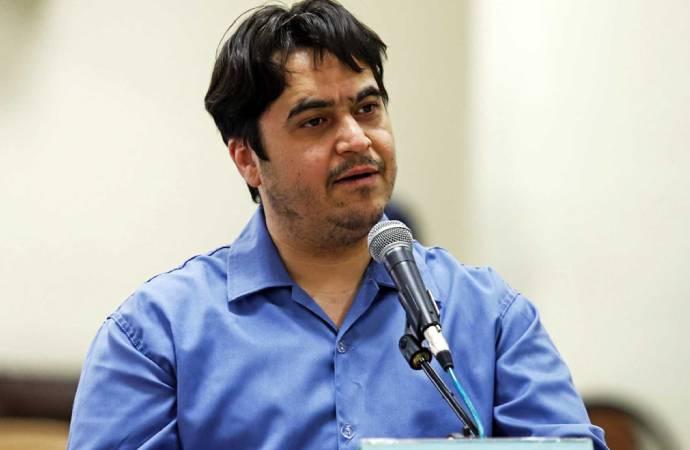İran'da rejim muhalifi gazeteci idam edildi