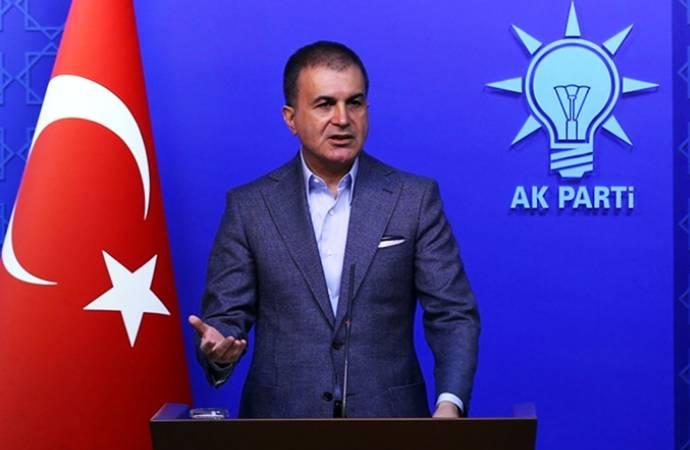 AKP Sözcüsü Çelik'ten İran'a 'Erdoğan' tepkisi: Saygılı olun