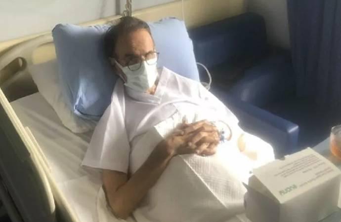 Canlı yayında mide kanaması geçirmişti; Prof. Dr. Ceyhan taburcu edildi