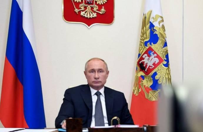 Putin'den ABD Başkanlığı onaylanan Biden'a tebrik