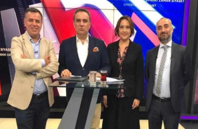 Can Ataklı, Halk TV'nin yayından kaldırdığı 'Şimdiki Zaman Siyaset' programının yeni adresini duyurdu