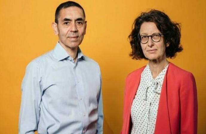 Financial Times, 'Yılın Kişisi'ni seçti: Özlem Türeci ve Uğur Şahin