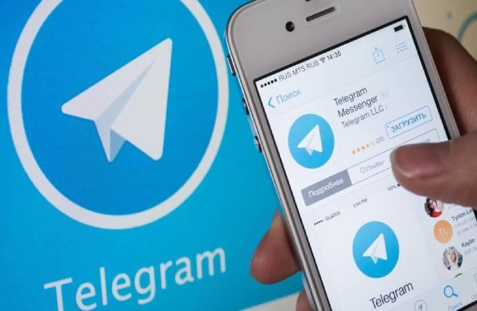 Telegram'da erişim sıkıntısı