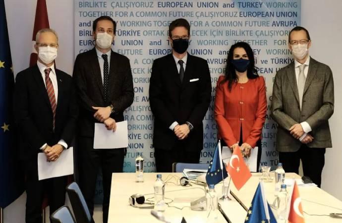 Türkiye ile AB arasında mülteci anlaşması imzalandı