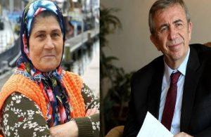Mansur Yavaş'tan Ümmiye Koçak'a destek: Bir Netflix değiliz ancak…