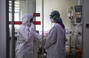 TTB: 8 sağlık çalışanı daha koronavirüs nedeniyle hayatını kaybetti