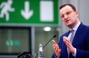 Almanya Sağlık Bakanı: Aşılar mutasyona uğramış yeni virüse karşı da etkili olacak