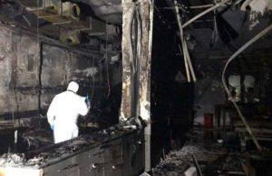 Patlamanın olduğu gece hastanede neler yaşandı? Görgü tanıkları anlattı