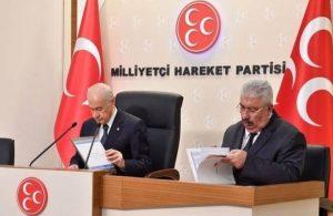 MHP: HDP ve öncüllerinde siyaset yapanlar sonsuza kadar yasaklı olmalıdır