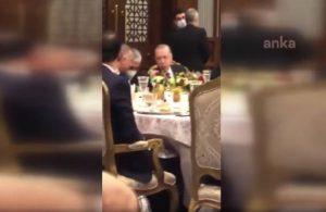 Irak Başbakanı Kazımi'ye verilen ziyafetin yeni görüntüleri