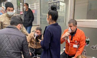 İstanbul'da özel bir hastanenin yoğun bakım servisinde yangın!