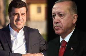 'Reform' başlamadan bitti! Erdoğan, AİHM'in Demirtaş kararını tanımadı