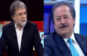 Ahmet Hakan'dan Olay TV yorumu: Çok üzüldüm ama Cavit Çağlar için değil