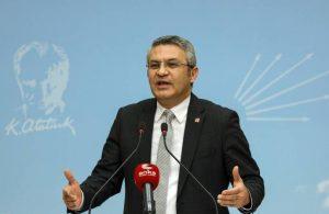 CHP'li Salıcı: İddia edildiği gibi bir durum yok; il başkanımız görevinin başında